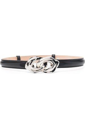 Alexander McQueen Mujer Cinturones - Cinturón con eslabones