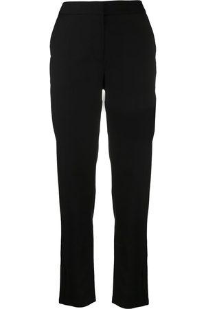 Armani Mujer Capri o pesqueros - Pantalones capri con parche del logo