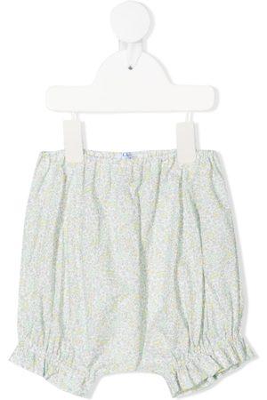SIOLA Shorts con estampado floral