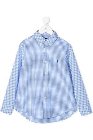 Ralph Lauren Camisa con motivo Polo Pony