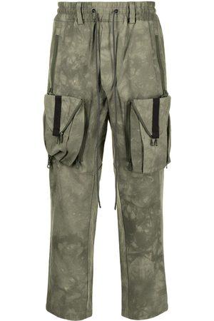 MOSTLY HEARD RARELY SEEN Hombre Cargo - Pantalones cargo Zipoff