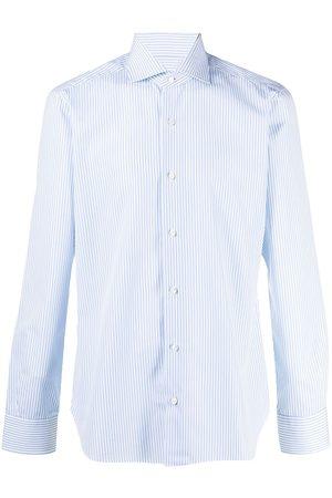 BARBA Hombre Camisas - Camisa a rayas verticales