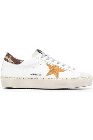 Golden Goose Hombre Tenis - Hi Star low-top sneakers
