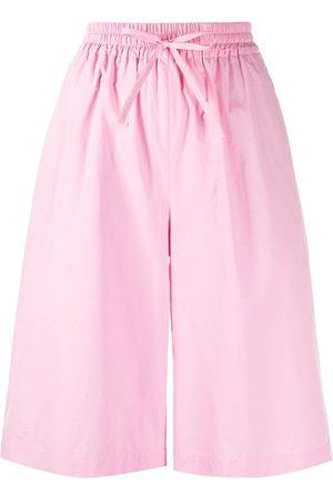 Msgm Shorts anchos