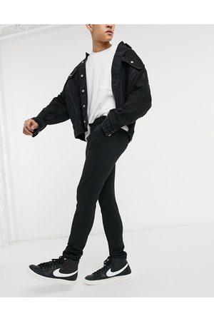 ASOS Extreme super skinny smart trouser in black