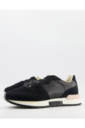 PUMA Mirage Mox Infuse trainers black and peach