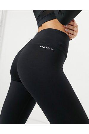 Only Play Shape training leggings in black