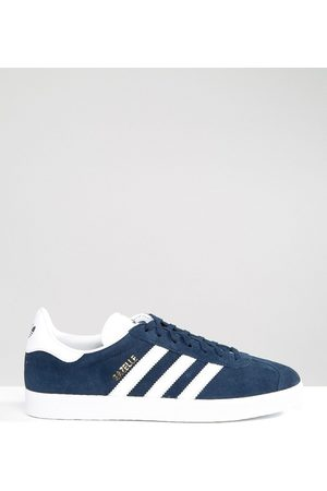adidas Gazelle trainers in navy