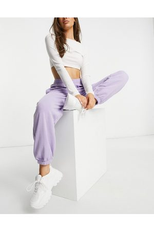 I saw it first Joggers in lilac