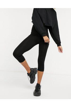 ASOS Capri legging in black