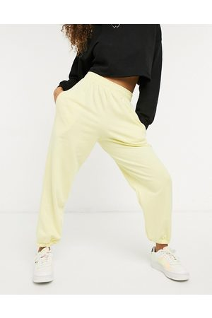 I saw it first Joggers in yellow
