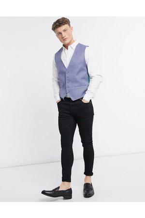 Ted Baker Strong debonair plain slim fit waistcoat