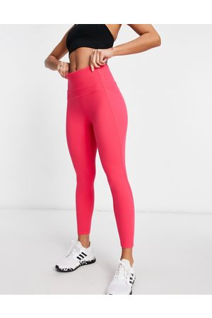 LORNA JANE Stomach support leggings in pink