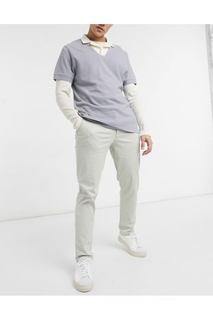 Selected Straight chino in