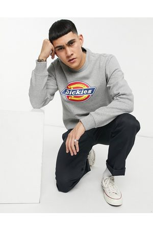 Dickies Horseshoe Icon Logo sweatshirt in grey