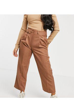 ASOS ASOS DESIGN Petite ultimate mom trouser