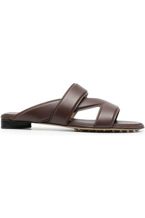 adidas Mujer Planas - The Band flat sandals