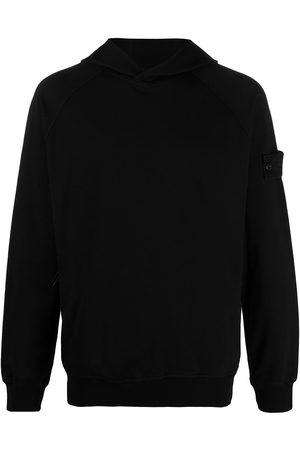 adidas Hombre Con capucha - Sudadera con capucha y parche del logo