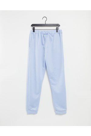 adidas Slim jogger in blue