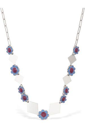 "Isabel Marant Mujer Collares - Collar Corto ""spring"""