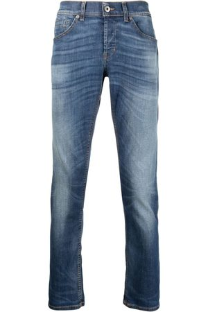 Dondup Hombre Skinny - Jeans con efecto lavado
