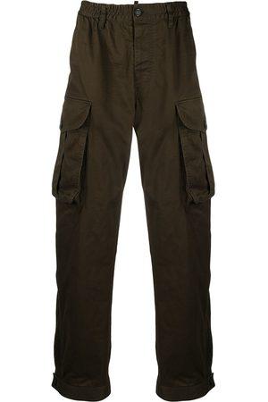 Dsquared2 Hombre Cargo - Pantalones cargo anchos