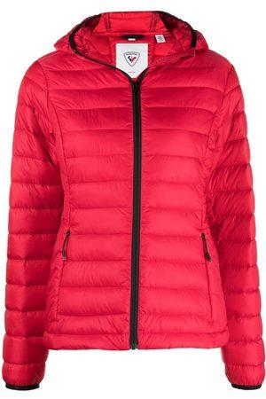 Rossignol Mujer De plumas - Lightweight hooded puffer jacket