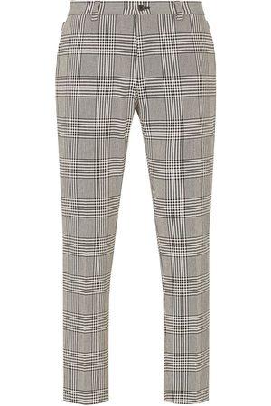 Dolce & Gabbana Hombre Pantalones y Leggings - Pantalones a cuadros
