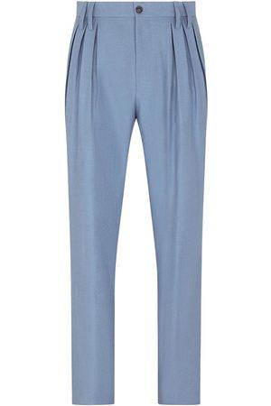 Dolce & Gabbana Hombre Con pinzas - Pantalones rectos con pinzas