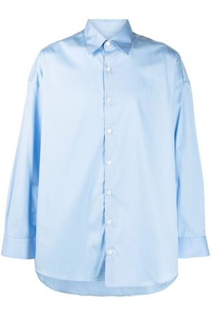 COSTUMEIN Hombre Camisas - Straight-point collar shirt