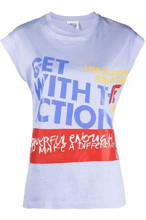 Chloé Slogan-print T-shirt