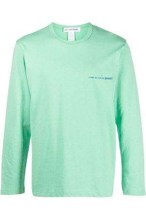 Comme des Garçons Hombre Playeras - Longsleeved cotton T-shirt