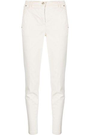 Jacob Cohen Mujer Chinos - Pantalones chino Marina