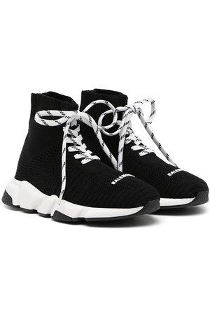 Balenciaga Niño Tenis - Zapatillas Speed con cordones