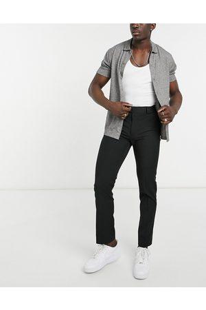 ASOS Slim smart trouser in black