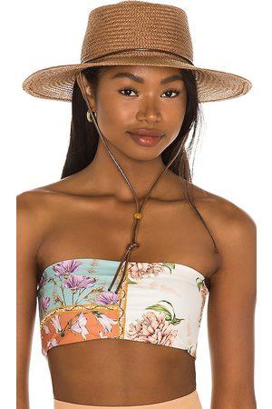 Lack of Color Sombrero vienna en color marrón talla L en - Brown. Talla L (también en S, M).