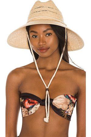 Lack of Color Sombrero vista en color bronce talla M en - Tan. Talla M (también en S).