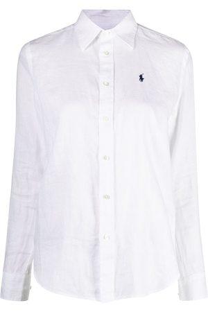 Polo Ralph Lauren Camisa con logo bordado