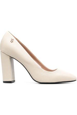 Tommy Hilfiger Zapatos de tacón con puntera cuadrada