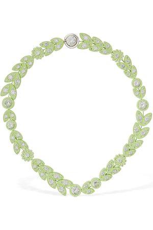 BOTTEGA VENETA Mujer Collares - Flower Chain Short Necklace