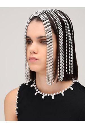AREA Mujer Accesorios para el cabello - Tocado Bob De Cristal