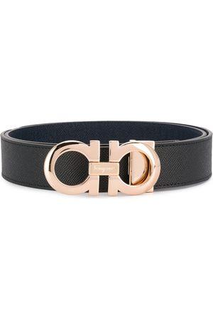 Salvatore Ferragamo Cinturones - Cinturón con logo en la hebilla