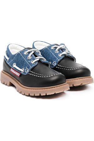 Dsquared2 Kids Zapatos híbridos con agujetas