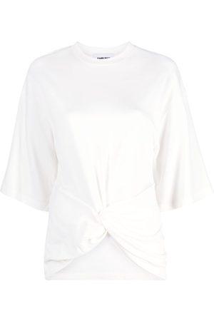 AMBUSH Crossed-hem T-shirt