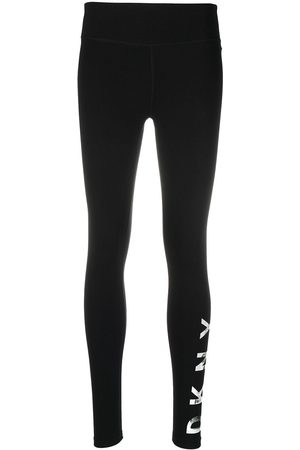 DKNY Pants con tiro medio