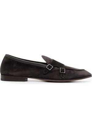 HENDERSON BARACCO Hombre Tenis - Zapatos monk con puntera de almendra