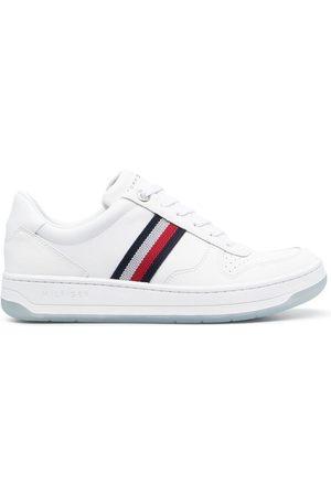 Tommy Hilfiger Hombre Tenis - Signature-stripe detail sneakers