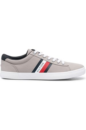 Tommy Hilfiger Hombre Tenis - Stripe-detail sneakers