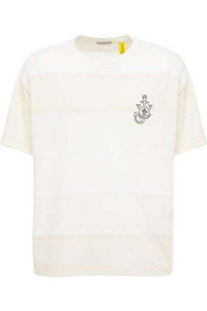 Moncler Genius Hombre Playeras - Jw Anderson Color Block Jersey T-shirt