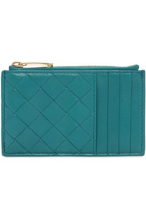 Bottega Veneta Mujer Carteras y Monederos - Intreccio Leather Card Case